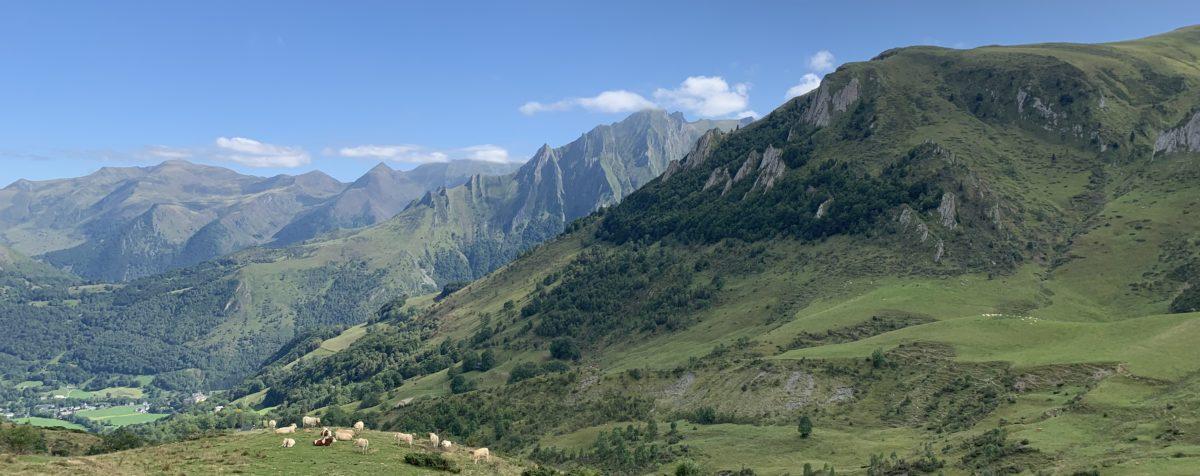 panorama montagne